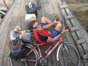 Lago Toba, Indonesia maggio 2009