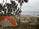 tenda ai Caraibi