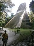 Matteo Tricarico a Tikal 1