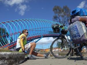 matteo bici e ponte