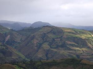 montagne Bogota