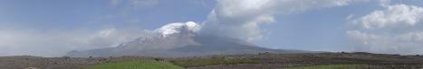 vulcano Chimborazo pan