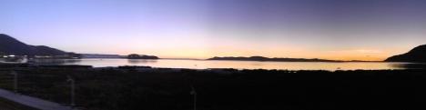 alba lago Titicaca
