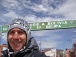 Matteo Tricarico - frontera Peru-Bolivia