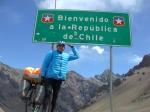 Matteo Tricarico - frontiera Chile