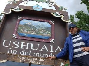 Matteo - Ushuaia fin del mundo