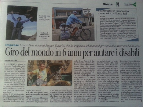 Corriere di Siena 29maggio2015